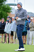 Ollie Schniederjans (USA) watches his tee shot on 3 during round 3 of the Valero Texas Open, AT&amp;T Oaks Course, TPC San Antonio, San Antonio, Texas, USA. 4/22/2017.<br /> Picture: Golffile | Ken Murray<br /> <br /> <br /> All photo usage must carry mandatory copyright credit (&copy; Golffile | Ken Murray)