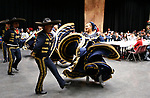 Dancers with the Ballet Folklorico Internacional perform at the La Posada Celebration at Western Nevada College, in Carson City, Nev., on Saturday, Dec. 15, 2018. <br />