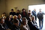 30.10.2015, Berlin. Jewish Cemetary Heerstraße. Funeral of Alexander Brenner, former chairman of Berlin's Jewish Community from 2001–2004. (Photo by Gregor Zielke)