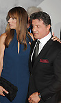 HOLLYWOOD, CA - AUGUST 15: Sylvester Stallone and Jennifer Flavin  arrive at the 'The Expendables 2' - Los Angeles Premiere at Grauman's Chinese Theatre on August 15, 2012 in Hollywood, California.