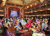 Marcello, LANDSCAPES, LANDSCHAFTEN, PAISAJES,ballroom,waltz,dancing,puzzle, paintings+++++,ITMCEDC1118,#L#