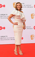 Victoria Derbyshire at the Virgin TV British Academy (BAFTA) Television Awards 2018, Royal Festival Hall, Belvedere Road, London, England, UK, on Sunday 13 May 2018.<br /> CAP/CAN<br /> &copy;CAN/Capital Pictures