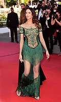 www.acepixs.com<br /> <br /> May 17 2017, Cannes<br /> <br /> Frederique Bel arriving at the 'Ismael's Ghosts (Les Fantomes d'Ismael)' screening and Opening Gala during the 70th annual Cannes Film Festival at Palais des Festivals on May 17, 2017 in Cannes, France. <br /> <br /> By Line: Famous/ACE Pictures<br /> <br /> <br /> ACE Pictures Inc<br /> Tel: 6467670430<br /> Email: info@acepixs.com<br /> www.acepixs.com