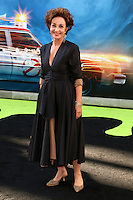 HOLLYWOOD, CA - JULY 9: Annie Potts at the premiere of Sony Pictures' 'Ghostbusters' held at TCL Chinese Theater on July 9, 2016 in Hollywood, California. Credit: David Edwards/MediaPunch