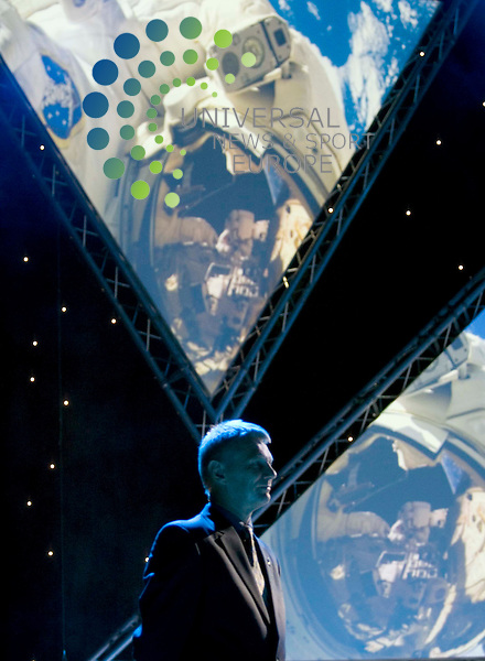 Piers Sellors during the International Astronautiacl Congress (IAC) highlighting the extensive experience in the UK space programme..29 September 2008. Picture: Universal News And Sport (Scotland).......... ........... .