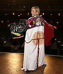 "Erica Mansfield during the Broadway Opening Night Legacy Robe Ceremony honoring Erica Mansfield for  ""Kiss Me, Kate""  at Studio 54 on March 14, 2019 in New York City."