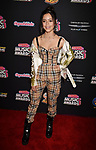 HOLLYWOOD, CA - JUNE 22: Jenna Ortega arrives at the 2018 Radio Disney Music Awards at Loews Hollywood Hotel on June 22, 2018 in Hollywood, California.