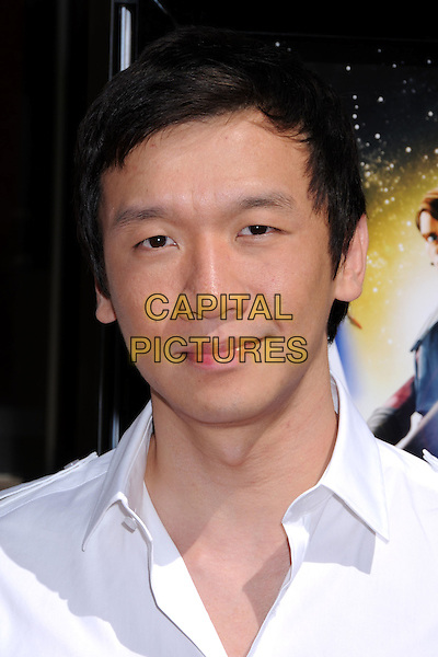 "CHIN HAN.""Star Wars: The Clone Wars"" Los Angeles Premiere at the Egyptian Theatre, Hollywood, California, USA..August 10th, 2008.headshot portrait .CAP/ADM/BP.©Byron Purvis/AdMedia/Capital Pictures."