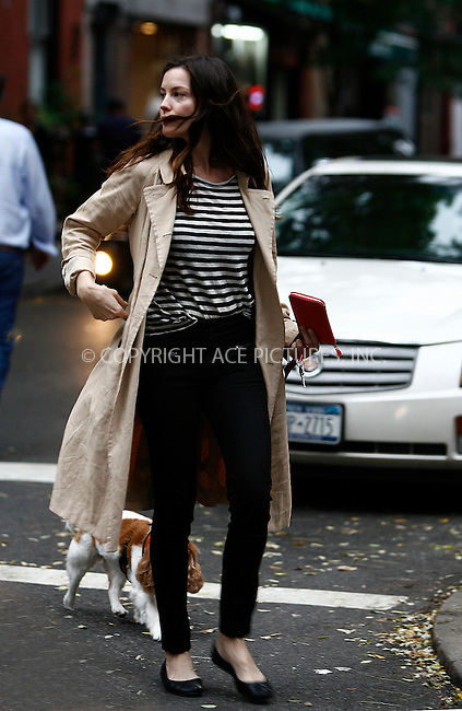 WWW.ACEPIXS.COM . . . . .  ....September 27 2011, New York City....Liv Tyler walking in her West Village neighborhood on September 27 2011 in New York City....Please byline: CURTIS MEANS - ACE PICTURES.... *** ***..Ace Pictures, Inc:  ..Philip Vaughan (212) 243-8787 or (646) 679 0430..e-mail: info@acepixs.com..web: http://www.acepixs.com