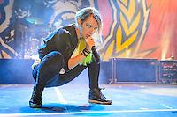 Guano Apes beim Open Flair 2015 in Open Flair Festival Eschwege am 09.August 2015. Foto: Rüdiger Knuth