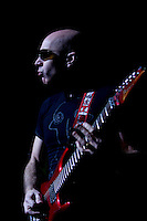 Joe Satriani performing at The Forum, Melbourne, 11 July 2008