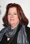 Theresa Rebeck attending the Broadway Opening Night Performance After Party for 'Scandalous The Musical' at the Neil Simon Theatre in New York City on 11/15/2012