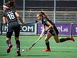 AMSTELVEEN  -  Felice Albers (A'dam)    Hoofdklasse hockey dames ,competitie, dames, Amsterdam-Groningen (9-0) .     COPYRIGHT KOEN SUYK