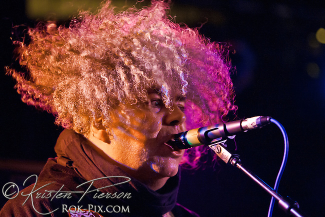 The Melvins perform at The Met - Pawtucket, Rhode Island. October 2, 2012