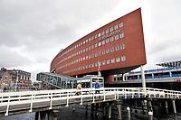 Nederland  Alkmaar -  Oktober 2018. Het Stadskantoor van Alkmaar.   Foto Berlinda van Dam / Hollandse Hoogte