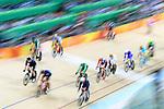 Río 2016 Ciclismo Omnium Puntos