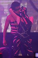 Yuri  durante su concierto  el foro cultural de la Feria de Nayarit 2014.<br /> <br /> ©JoelCervantes/NortePhoto