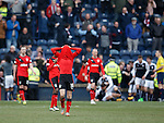 Dejection from Andy Halliday