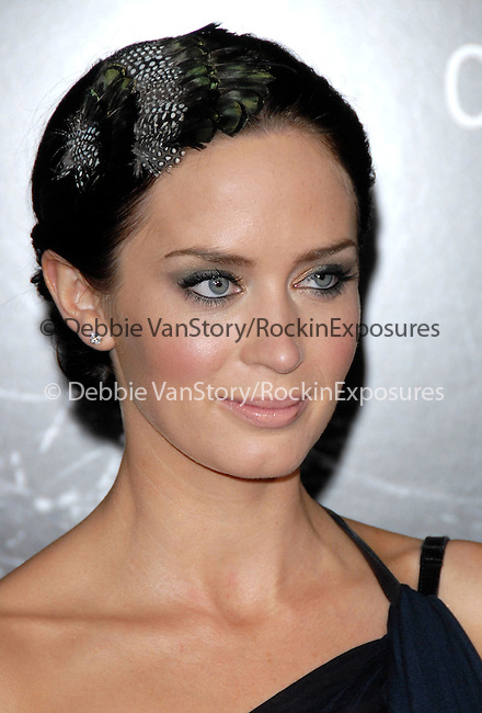 Emily Blunt  at the Universal Pictures L.A. Premiere of The Wolfman held at The Arclight Theatre in Hollywood, California on February 09,2010                                                                   Copyright 2009  DVS / RockinExposures