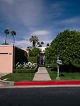 Annie Selke's home in the Marrakesh neighborhood in Palm Desert, California April 6, 2017.  <br /> CREDIT: Brinson+Banks