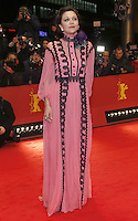 www.acepixs.com<br /> <br /> February 9 2017, Berlin<br /> <br /> Maggie Gyllenhaal arriving at the premiere of 'Django' during the 67th Berlinale International Film Festival Berlin at Berlinale Palace on February 9, 2017 in Berlin, Germany. <br /> <br /> By Line: Famous/ACE Pictures<br /> <br /> <br /> ACE Pictures Inc<br /> Tel: 6467670430<br /> Email: info@acepixs.com<br /> www.acepixs.com