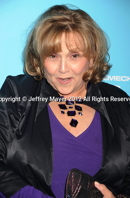 HOLLYWOOD, CA - OCTOBER 23: Brenda Vaccaro arrives at the 'Flight' - Los Angeles Premiere at ArcLight Cinemas on October 23, 2012 in Hollywood, California.