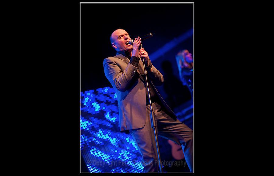Glenn Gregory - Heaven 17 'Penthouse and Pavement' 30th Anniversary Tour - HMV Forum, Kentish Town, London NW1 - 28th November 2010