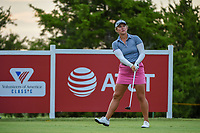 Marissa Steen (USA) watches her tee shot on 12 during the round 2 of the Volunteers of America Texas Classic, the Old American Golf Club, The Colony, Texas, USA. 10/4/2019.<br /> Picture: Golffile | Ken Murray<br /> <br /> <br /> All photo usage must carry mandatory copyright credit (© Golffile | Ken Murray)