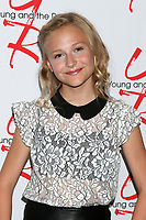 LOS ANGELES - JUN 23:  Alyvia Alyn Lind at the Young and The Restless Fan Club Luncheon at the Marriott Burbank Convention Center on June 23, 2019 in Burbank, CA