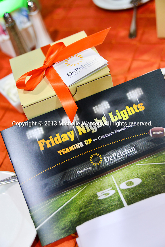 DePelchin Children's Center Friday Night Lights Gala at Reliant Stadium