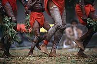 Woorabinda Dancers 3,  Laura Aboriginal Dance Festival, Laura, Cape Yokl Peninsula, Queensland, Australia.