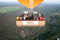 20170925 25 September Hot Air Balloon Cairns
