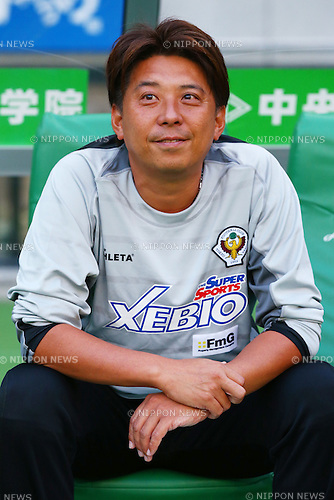 Koichi Togashi (Verdy), OCTOBER 4, 2015 - Football / Soccer : 2015 J2 League match between Tokyo Verdy 0-2 Consadole Sapporo at Ajinomoto Stadium, Tokyo, Japan. (Photo by Shingo Ito/AFLO SPORT)