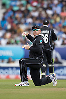Martin Guptill (New Zealand) during India vs New Zealand, ICC World Cup Warm-Up Match Cricket at the Kia Oval on 25th May 2019