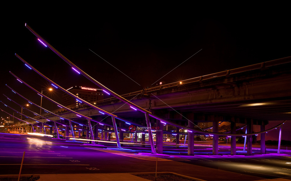 The new I-35 Downtown 6th Street Parking Lot Makeover Project is a high-tech marvel