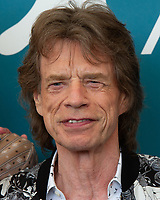 """VENICE, ITALY - SEPTEMBER 07: Mick Jagger at """"The Burnt Orange Heresy"""" photocall during the 76th Venice Film Festival at Sala Grande on September 07, 2019 in Venice, Italy. <br /> CAP/GOL<br /> ©GOL/Capital Pictures"""