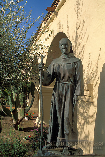 Mission Santa Ynez, Est. 1804 near Solvang, Santa Barbara County, California
