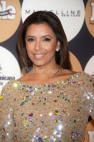 "Eva Longoria at People En Espanol's ""50 Most Beautiful"" Gala at The Edison Ballroom in New York City. May 13, 2009. Credit: Dennis Van Tine/MediaPunch"