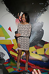 DJ Kitty Cash Attends alice+olivia by Stacey Bendet & David Choe Present a Night of Fashion and Art at 450 West 14th Street, NY