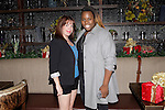 LOS ANGELES - DEC11: Kate Pazakis, Alex Newell at Scott Nevins Presents SPARKLE: An All-Star Holiday Concert to benefit The Actors Fund at Rockwell Table & Stage on December 11, 2014 in Los Angeles, California
