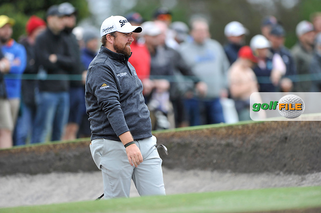 Shane Lowry (IRL) during the 3rd round of the World Cup of Golf, The Metropolitan Golf Club, The Metropolitan Golf Club, Victoria, Australia. 24/11/2018<br /> Picture: Golffile | Anthony Powter<br /> <br /> <br /> All photo usage must carry mandatory copyright credit (&copy; Golffile | Anthony Powter)