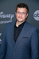 NEW YORK, NY - MAY 14: Nathan Fillion at the Walt Disney Television 2019 Upfront at Tavern on the Green in New York City on May 14, 2019. <br /> CAP/MPI99<br /> &copy;MPI99/Capital Pictures
