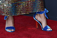 LOS ANGELES - MAR 16:  Kelly McCreary shoe detail at the 39th College Television Awards at the Television Academy on March 16, 2019 in North Hollywood, CA