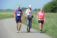 WANDELSPORT: FRYSLÂN: 04-06-2016, Slachtemarathon, Lonneke Gerritsma, ©foto Martin de Jong