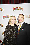 Opening Night -  Rebecca Luker & Danny Burnstein stars in Follies, a James Goldman & Stephen Sondheim's classic musical on September 12, 2011 at the Marquis Theatre, New York City, New York. (Photo by Sue Coflin/Max Photos