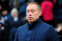 Steve Cooper Head Coach of Swansea City during the Sky Bet Championship match between Preston North End and Swansea City at the Deepdale Stadium in Preston, England, UK. Saturday 01 February 2020