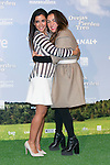 "Inma Cuesta and Candela Pena attends the ""Las Ovejas No Pierden El Tren"" Presentation at Palafox Cinema, Madrid,  Spain. January 27, 2015.(ALTERPHOTOS/)Carlos Dafonte)"