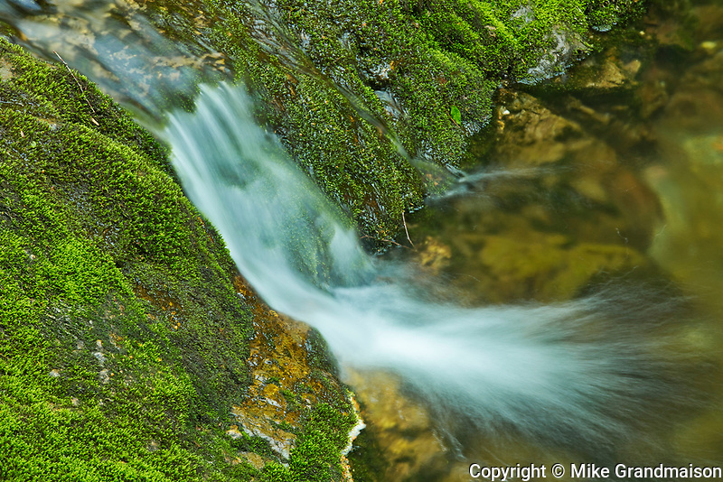 DIskson Falls, Bay of Fundy National Park, New Brunswick, Canada