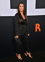 LOS ANGELES, CA. October 17, 2018: Kyle Richards at the premiere for &quot;Halloween&quot; at the TCL Chinese Theatre.<br /> Picture: Paul Smith/Featureflash