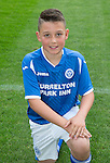 St Johnstone FC Academy Under 11's<br /> Jack Webster<br /> Picture by Graeme Hart.<br /> Copyright Perthshire Picture Agency<br /> Tel: 01738 623350  Mobile: 07990 594431